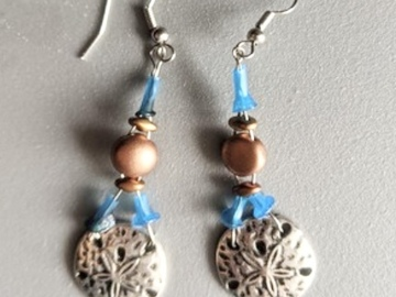 Selling with online payment: Earrings for Nature Lovers