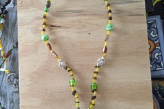 Selling with online payment: Nature necklace