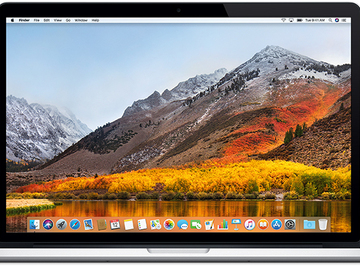 Producto físico: MacBook Pro Retina, 15in Core i7, 2.5GHZ, 512SSD, 16GBRAM AMD