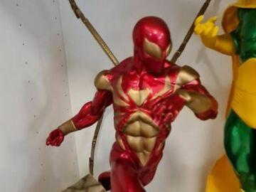 Individuals: Iron Spidey Exclusive