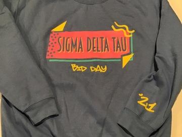 Selling A Singular Item: Bid day sweatshirt