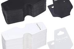 Liquidation/Wholesale Lot: 800 Pc Display Cards