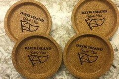 Selling with online payment: Cork Coaster Set