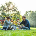 "Angebot: Tandem ""Rixi"" mit Deluxe Picknick in Leipzig"