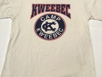 Selling A Singular Item: Camp t-shirt