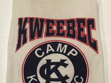 Selling multiple of the same items: Camp t-shirt