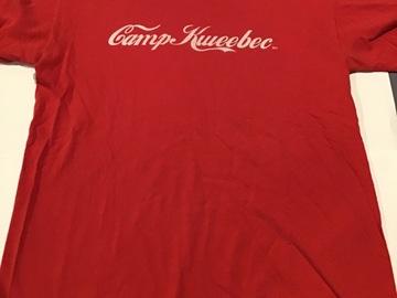 Selling A Singular Item: 2012 Coca Cola inspired logo t-shirt