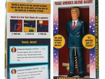 清算批发地: Donald Trump Corkscrew – Novelty Wine Bottle Opener