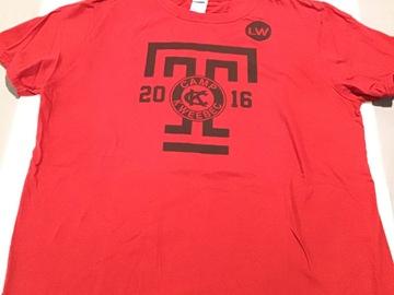 Selling A Singular Item: 2016 camp T-shirt