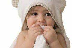 Buy Now: GREEN2YOU Large Organic Bamboo Hooded Baby Towel – #LA021
