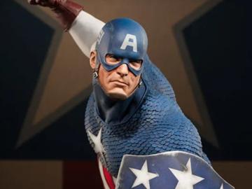 Individuals: Captain America Premium Format Exclusive