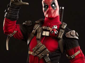 Individuals: Sideshow Sixth Scale Deadpool Exclusive