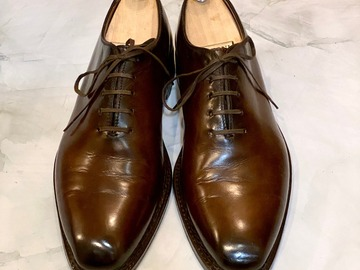 Selling with online payment: Bontoni Wholecut with Patina