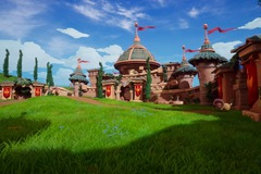 1 on 1 Mentoring: Stylized AAA 3D Environments