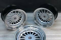 Selling: ALPİNA style Custom Made, 9.5jx19 ET27 / 11jx19 ET26
