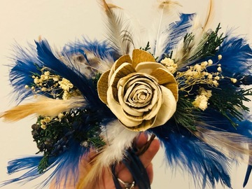 Selling with online payment: Handmade Flower Crown