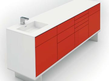 Nieuwe apparatuur: Loran praktijk meubels bij BCO Dental