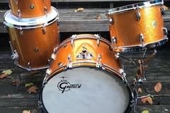 Selling with online payment: 2018 GRETSCH BROADKASTER 4 PC