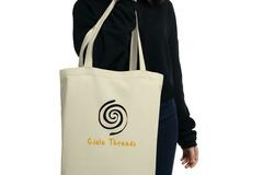 Products: Agua Small Organic Tote Bag