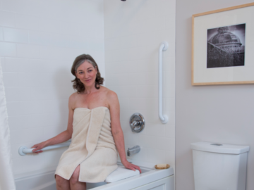 QUOTE/CONSULTATION: Bathroom Safety Solutions   Installed in Pickering