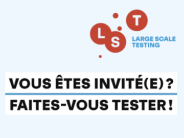 Information: Luxembourg - Large scale testing (français)