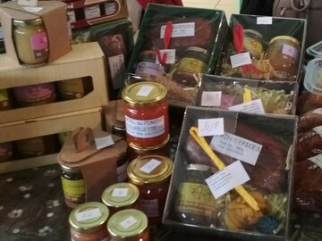Les miels : coffrets cadeaux pour Noel