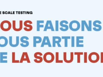 Information: Luxemburg - Large scale testing (deutsch)