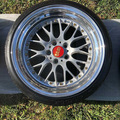 Selling: BBS STYLE 42/ RS740 3 piece