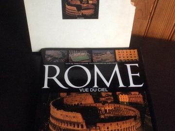 Vente: Rome vu du ciel