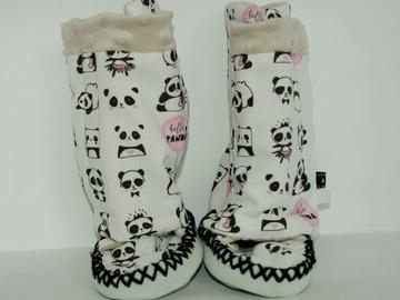 Vente au détail: Chaussons - petit panda!