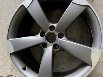 Selling: OEM 19x9 TTRS Rotor Wheels - 5x112, ET52, CB 57.1MM