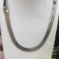 Selling with online payment: Men's Modern Sterling Silver Chain