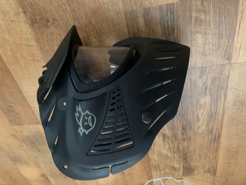 Selling: X-ray Airsoft Face Mask