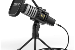 Liquidation/Wholesale Lot: Professional Mic  for Streaming, Podcasting, YouTube, ect