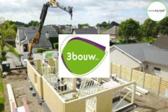 .: 3bouw | Meer dan 40 jaar expertise in houtskeletbouw