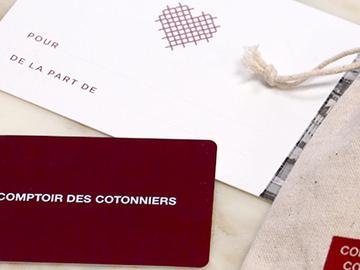 Vente: Carte cadeau Comptoir des Cotonniers (130€)