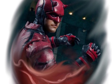 Tattoo design: Marvel - Daredevil