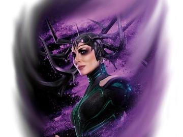 Tattoo design: Marvel - Hela