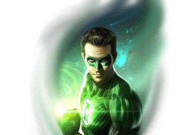 Tattoo design: DC - Green Lantern
