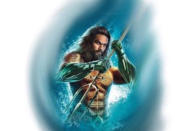 Tattoo design: DC- Aquaman