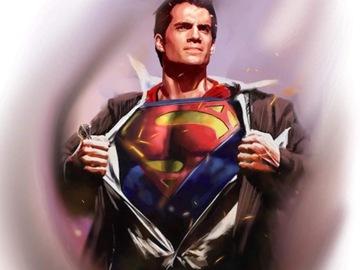 Tattoo design: DC - Superman