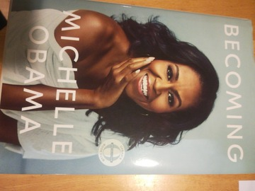 Vente: Idéal cadeau-BECOMING de Michelle Obama