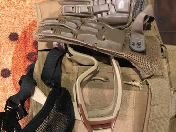 Selling: Airsoft gloves