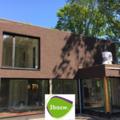 .: Moderne open bebouwing in houtskeletbouw | door 3bouw
