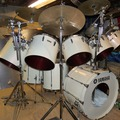 Selling with online payment: Vintage 1980 Yamaha 14 piece kit