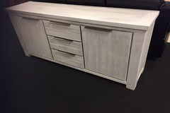 For Sale: AMANDA Solid Wood Buffet Table--1.8m