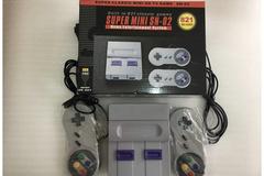 Liquidation/Wholesale Lot:  Super Classic Mini Snes Console with 821 Built in Games