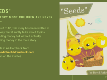 "For Sale: ""Seeds"" - The Story Most Children Are Never Told"