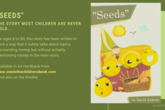 """For Sale: """"Seeds"""" - The Story Most Children Are Never Told"""
