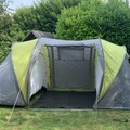 Renting out with online payment: 4 man green tent